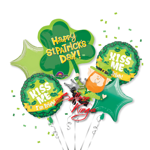 Happy St Patricks Day Bouquet