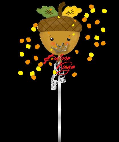 Happy Acorn