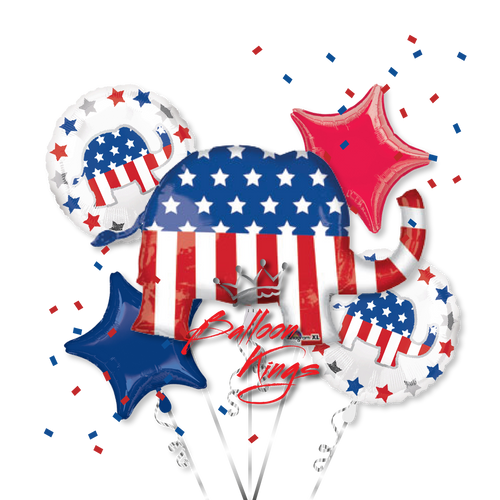 Election Elephant Bouquet