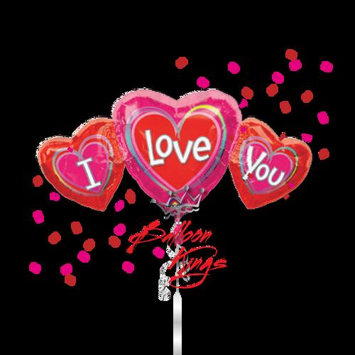 I Love Hearts (D)