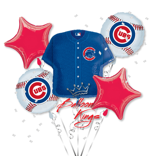 Chicago Cubs Bouquet