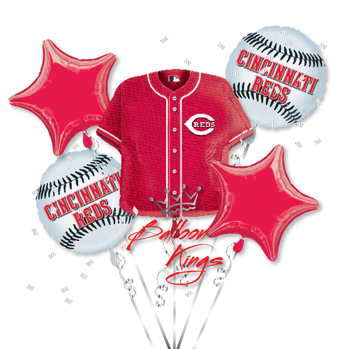 Cincinnati Reds Bouquet