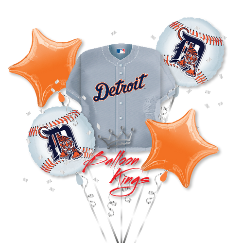 Detroit Tigers Bouquet