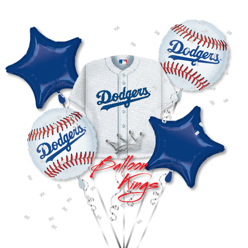 Los Angeles Dodgers Bouquet