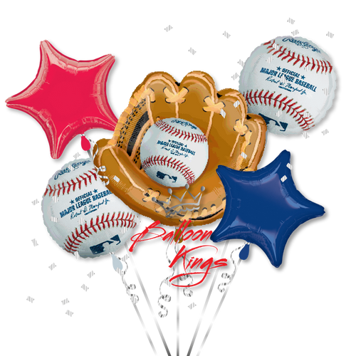Major League Baseball Bouquet