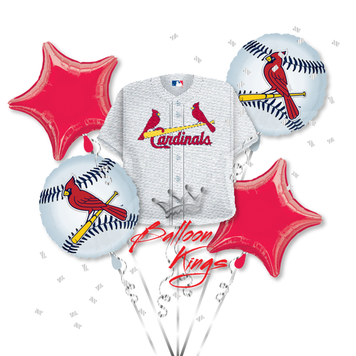 Saint Louis Cardinals Bouquet