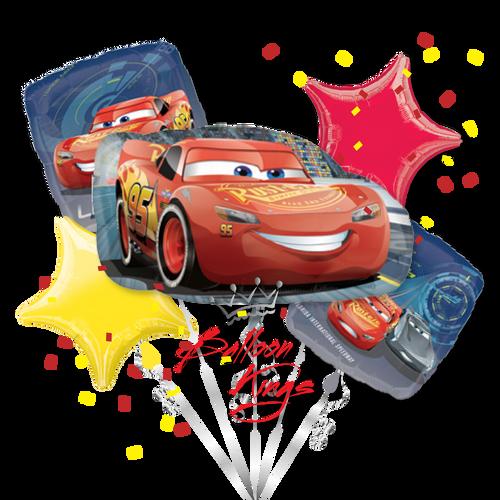 Lightning McQueen Bouquet