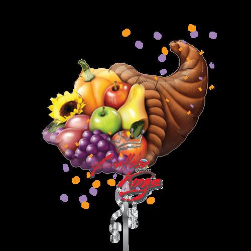 Thanksgiving Cornucopia (D)