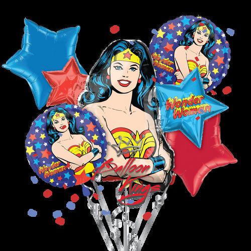 Wonder Woman Bouquet
