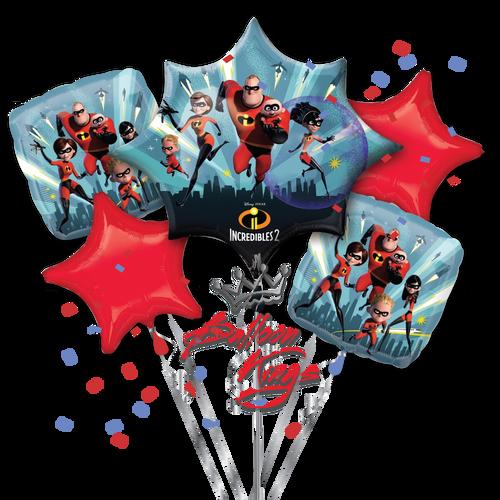 Incredibles 2 Bouquet