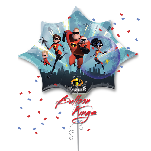 Incredibles 2 Group