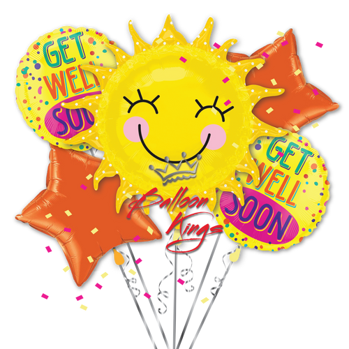 Get Well Sunshine Bouquet