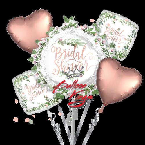 Love & Leaves Bridal Shower Bouquet