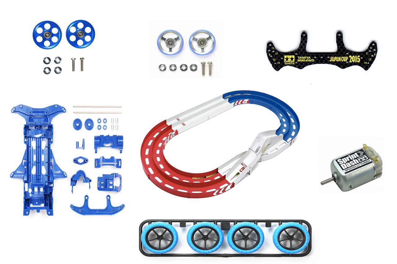 Parts Mini 4wd Accessories Page 1 Hobby Station Tamiya Basic Tune Up Set For Ar Chassis