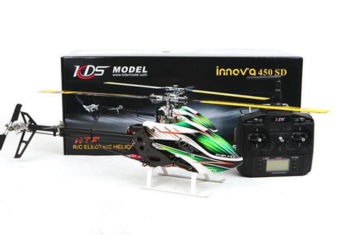 2017 KDS innova 450 FBL RC helicopter RTF version V2 Ebar