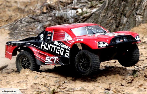 DHK 8331R Hunter BL 1:10 Scale 4WD Short Couse Truck