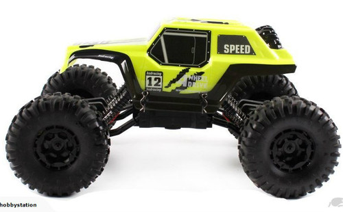 BSD racing Rock crawler ready to Run ( 1:12)