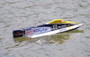 HYDRO 620mm F1 RACING BOAT W/ Flex OUTBOARD ARTR