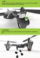 Hubsan X4 4 Channel 2.4GHz RC Quad Copter