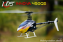 2018 KDS innova 450QS 3D RC helicopter (Ready to Fly)