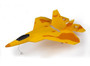 Macfree 2.4G 6CH DSM2 MCF2201 Micro F-22 Warbird With 8520 Brushed Motor RTF