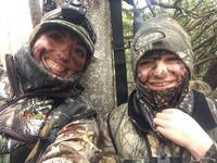 Mother and Daughter time in the woods!
