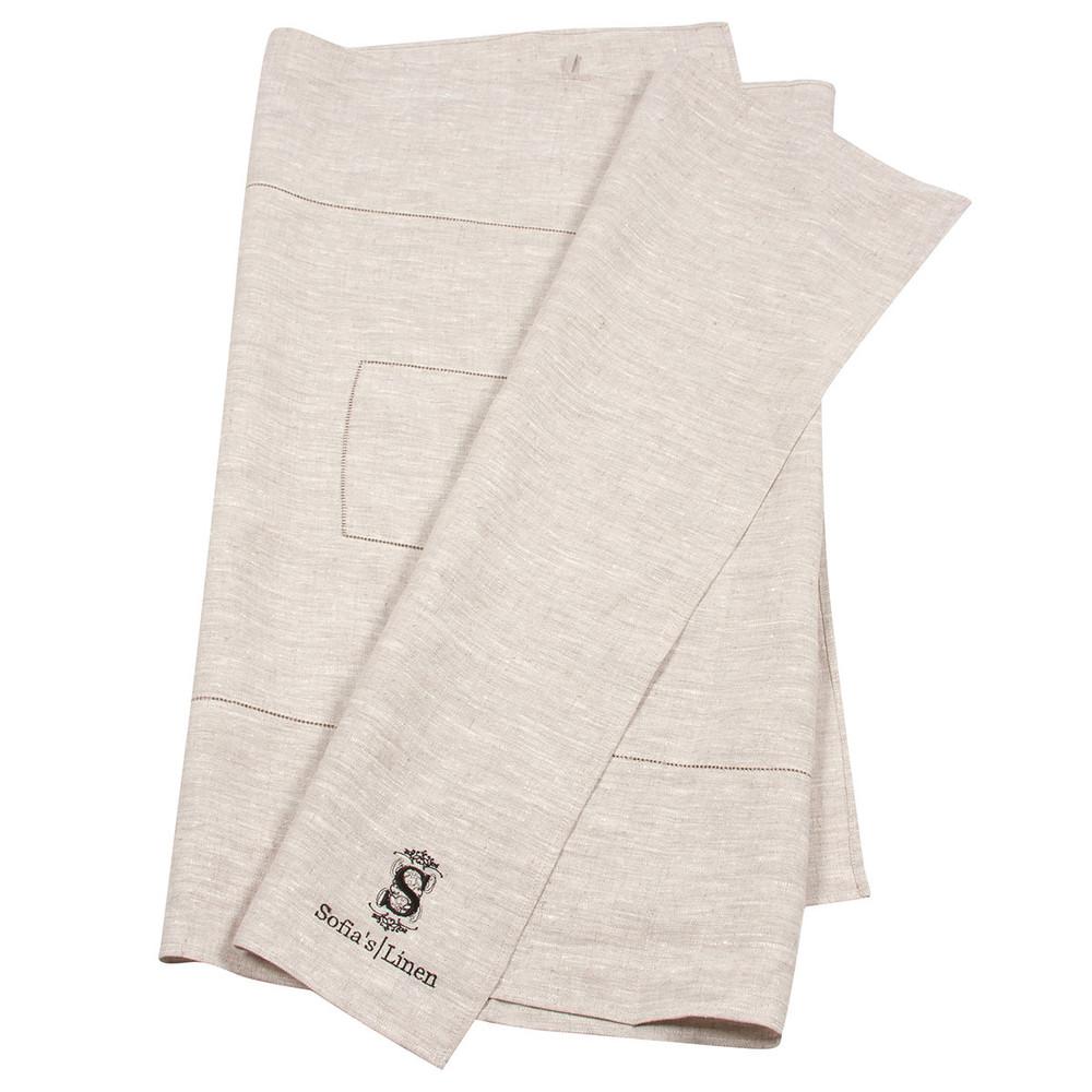 Flax Linen Sauna & Bath Sheets