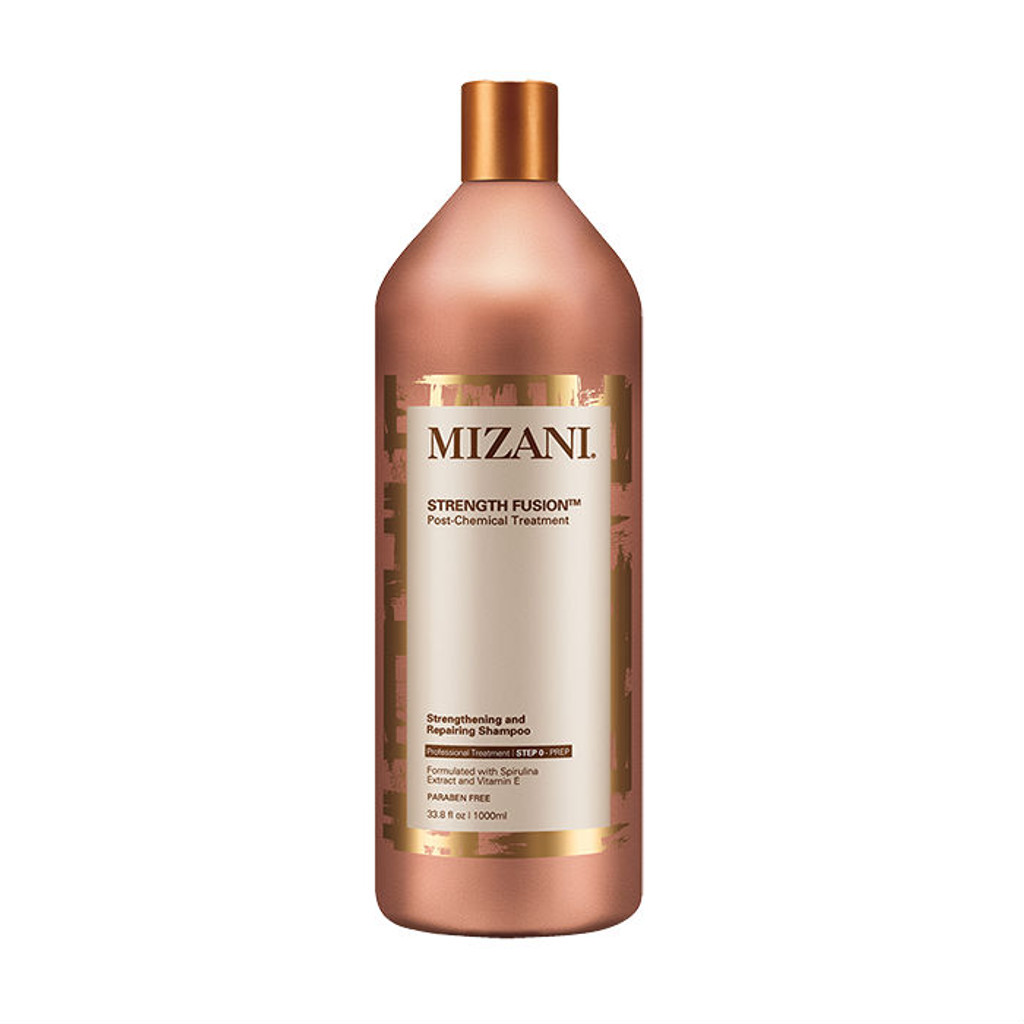 Review Mizani Strength Fusion Post Chemical Treatment Strengthening