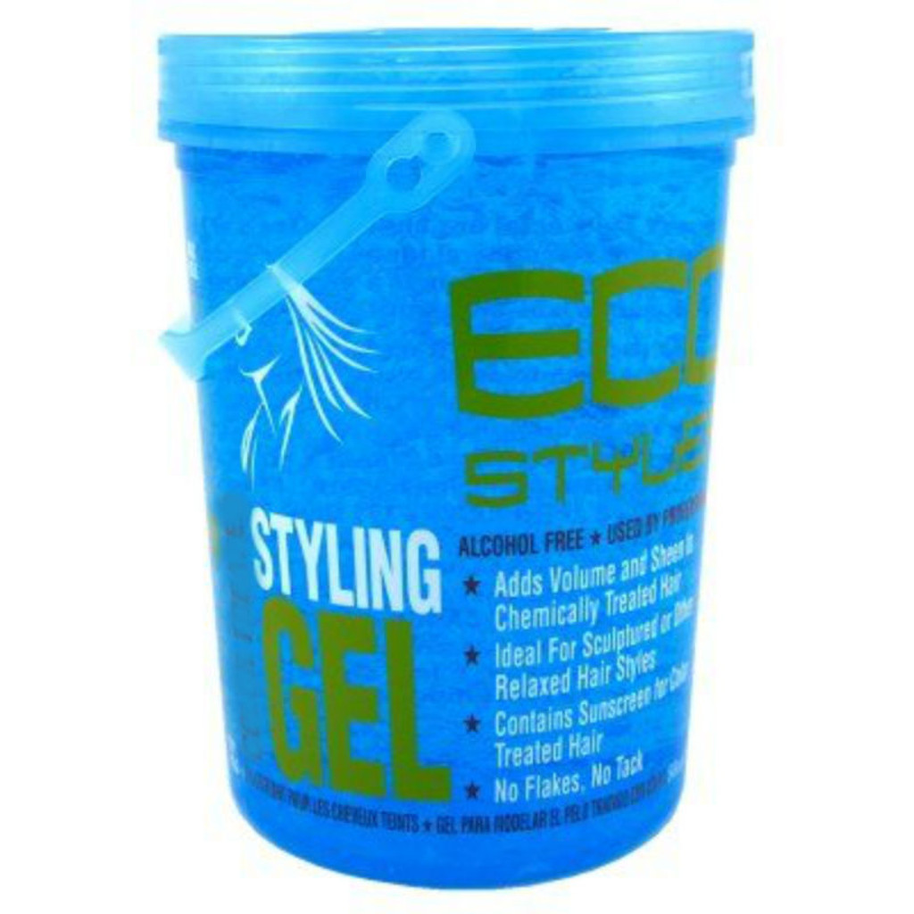 Ecoco Eco Styler Styling Gel Color Treated 80 Oz Naturallycurly