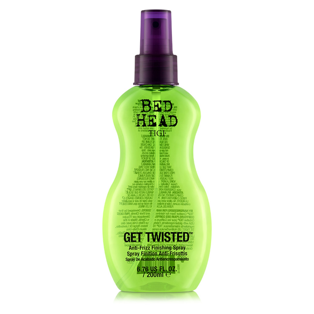 Extreem Bed Head by TIGI Get Twisted Anti Frizz Finishing Spray (6.67 oz &RG91