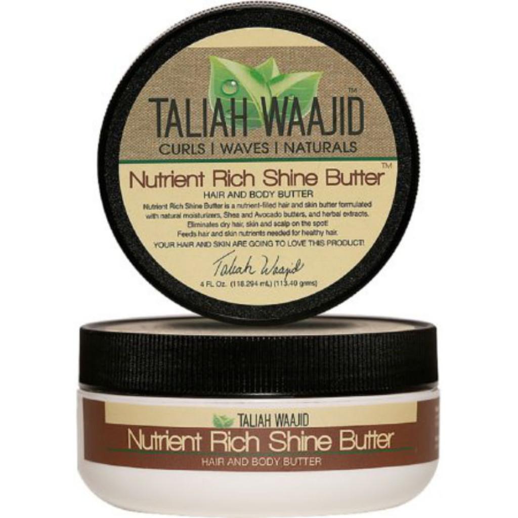 Taliah Waajid Curls Waves Naturals Nutrient Rich Shine Butter 4
