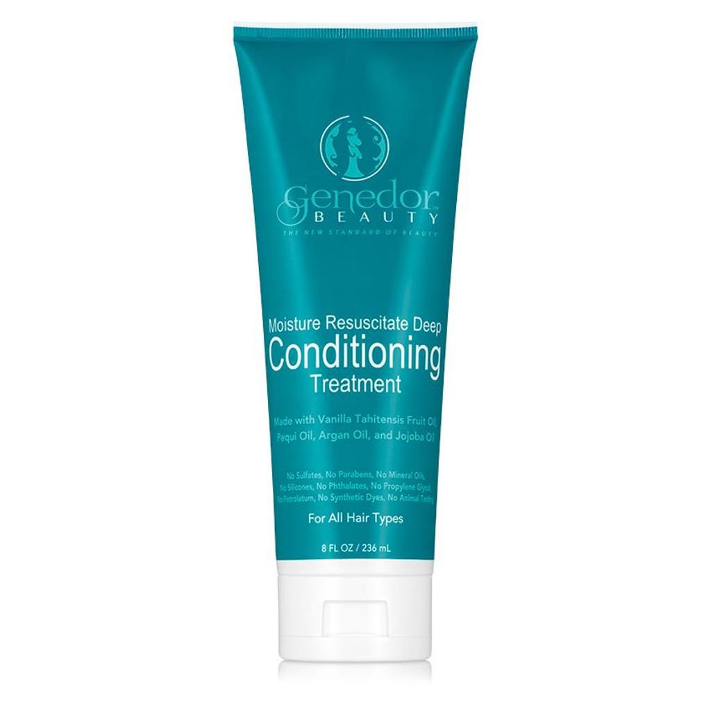Genedor Beauty Moisture Resuscitate Deep Conditioning Treatment (8 oz.)
