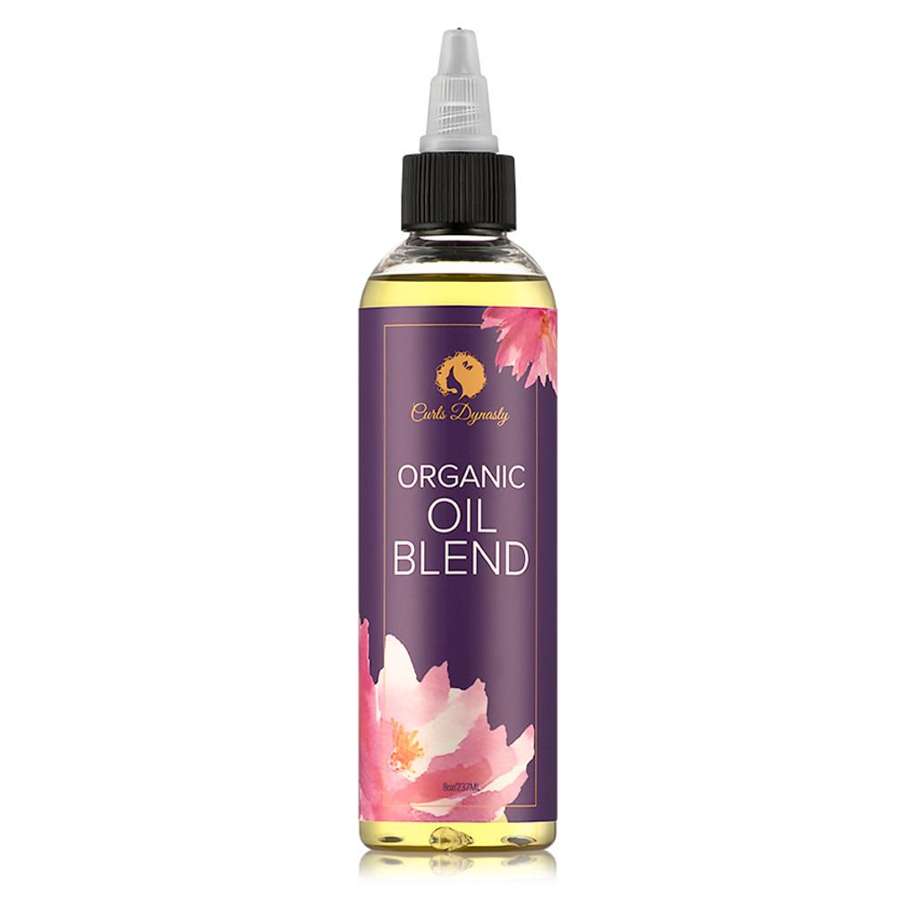 Curls Dynasty Organic Oil Blend (4 oz.)