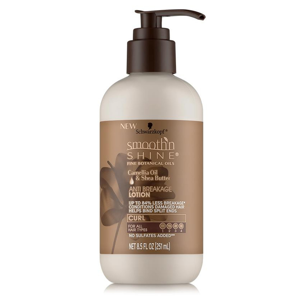 Smooth 'n Shine Curl Anti Breakage Lotion (8.5 oz.)
