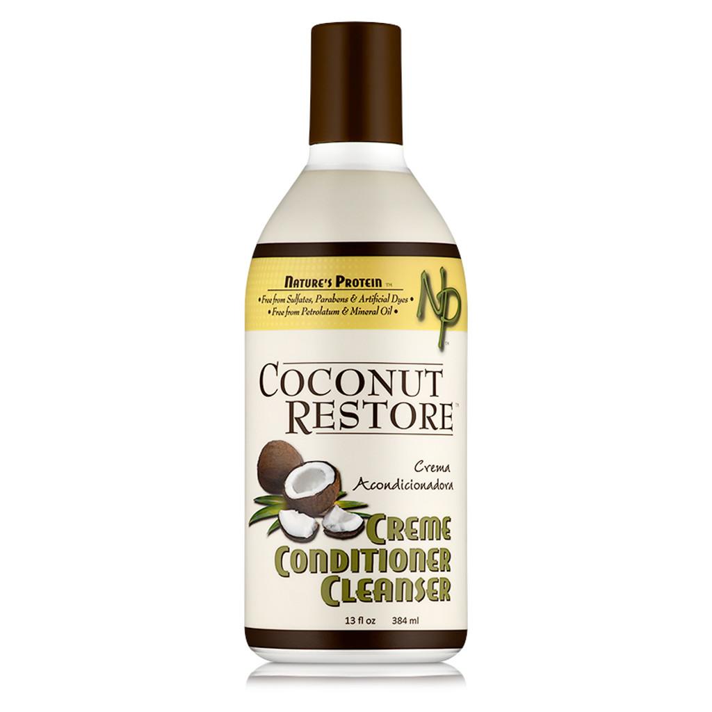 Coconut Restore Creme Conditioning Cleanser (13 oz)