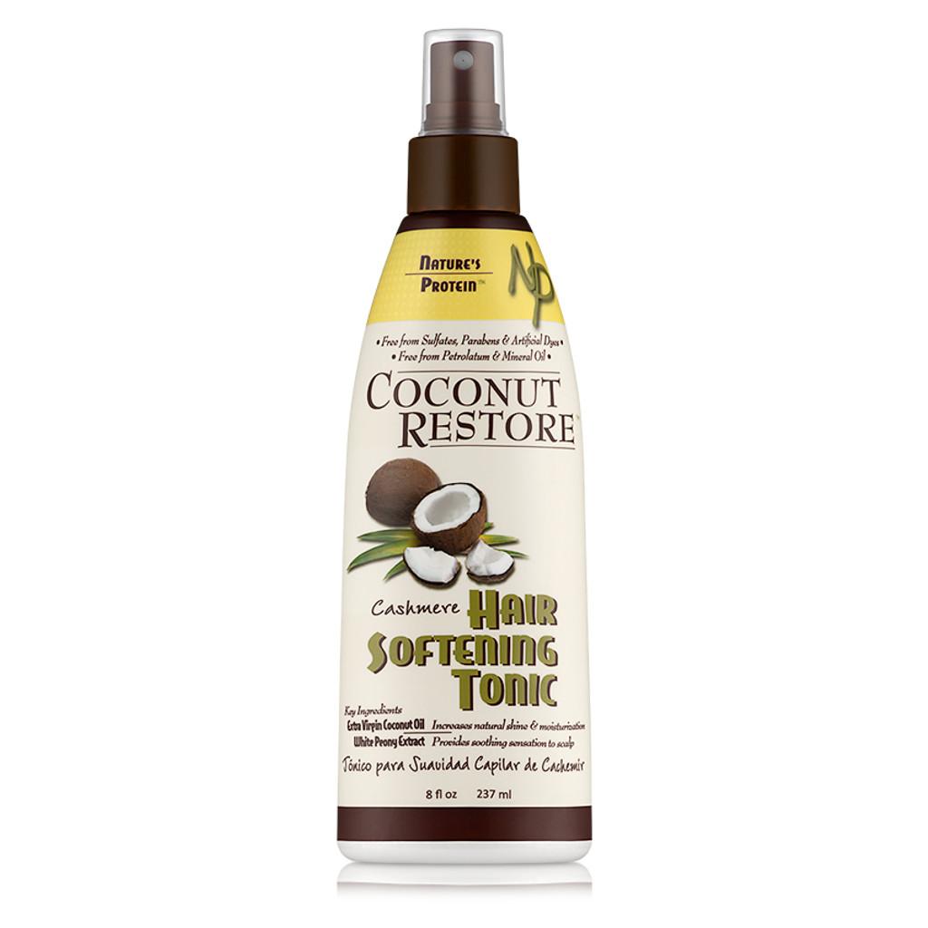 Coconut Restore Cashmere Hair Softening Tonic (8 oz.)