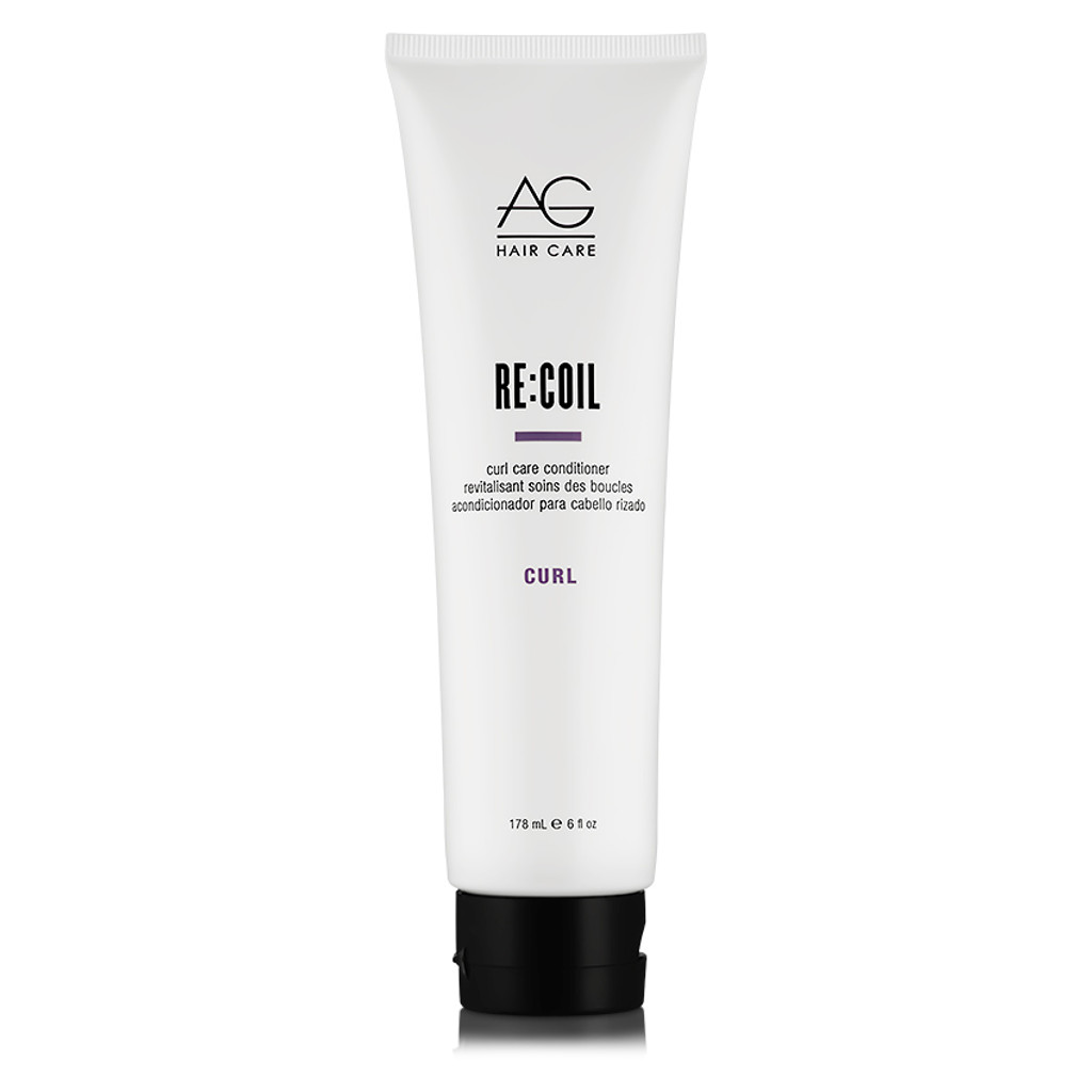 AG Hair Re:Coil Curl Care Conditioner (6 oz.)