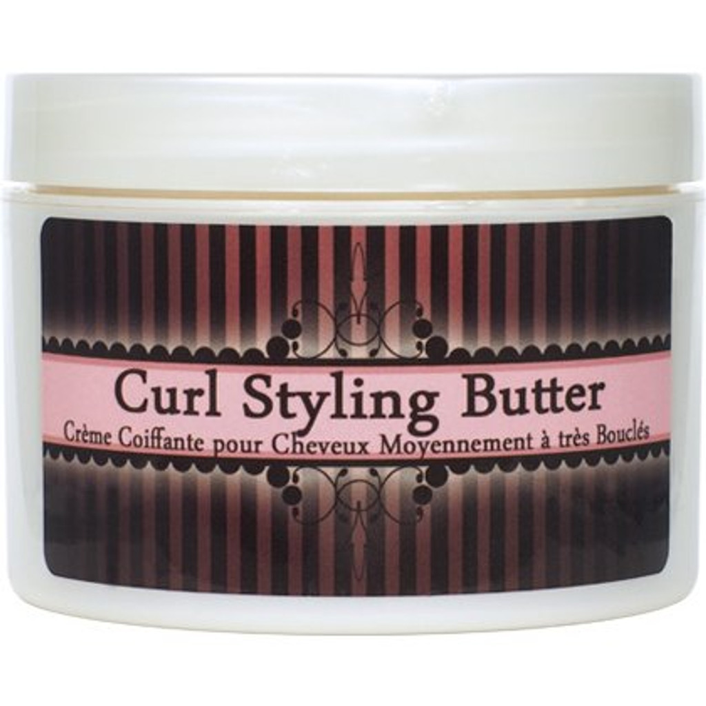 Review: Blended Beauty Curl Styling Butter (8 oz.)