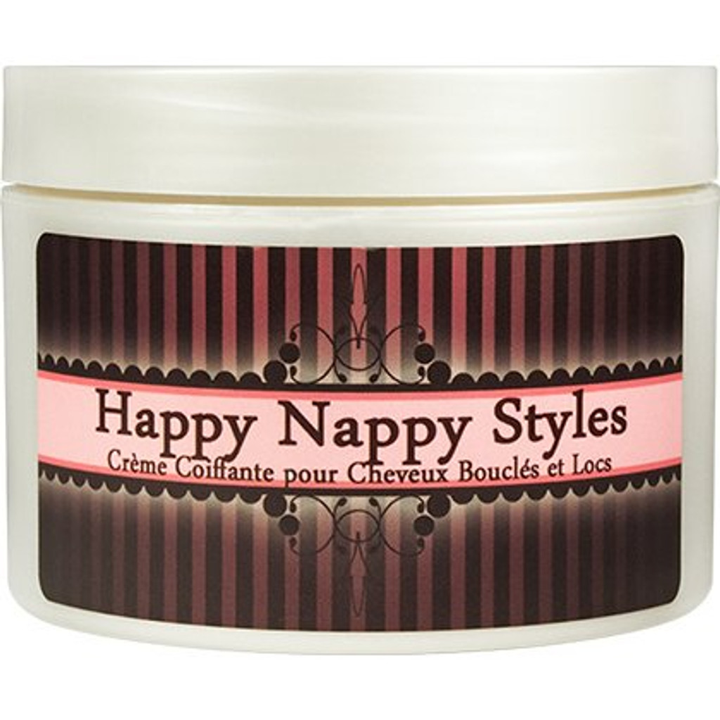 Review: Blended Beauty Happy Nappy Styles (8 oz.)
