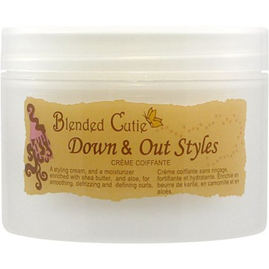 Review: Blended Cutie Down & Out Styles (8 oz.)