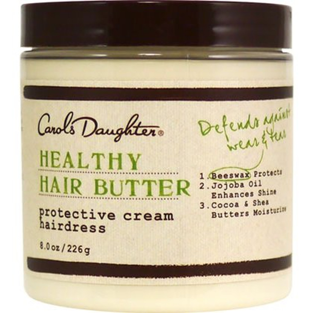 Review: Carol's Daughter Healthy Hair Butter (8 oz.)