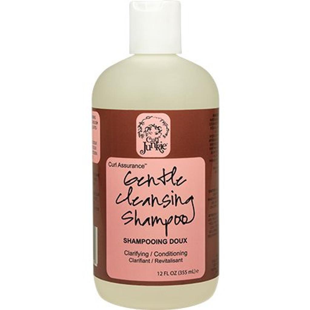 Curl Junkie Curl Assurance Gentle Cleansing Shampoo (12 oz.)