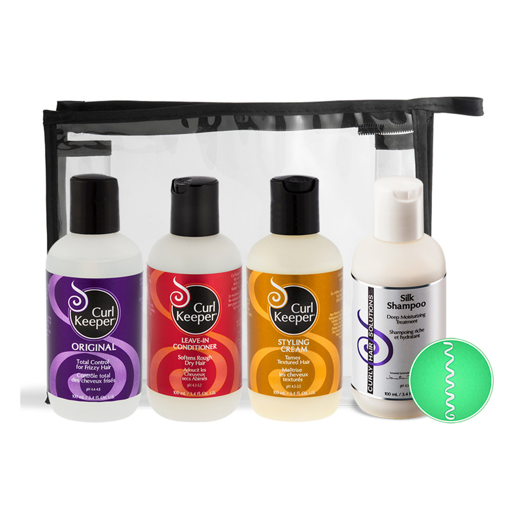Curly Hair Solutions Tight Curl Kit