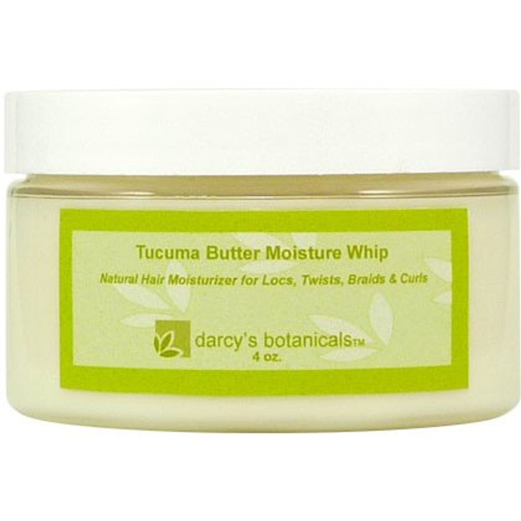 Review: Darcy's Botanicals Tucuma Butter Moisture Whip (4 oz.)