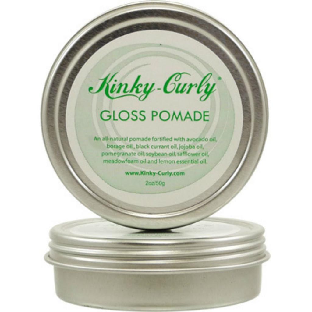 Kinky-Curly Gloss Pomade (2 oz.)