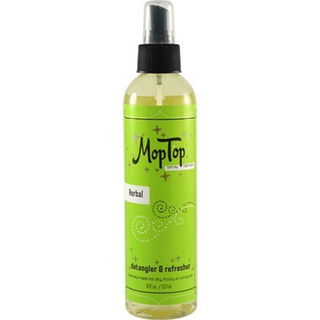 Review: Mop Top Herbal Detangler & Refresher (8 oz.)