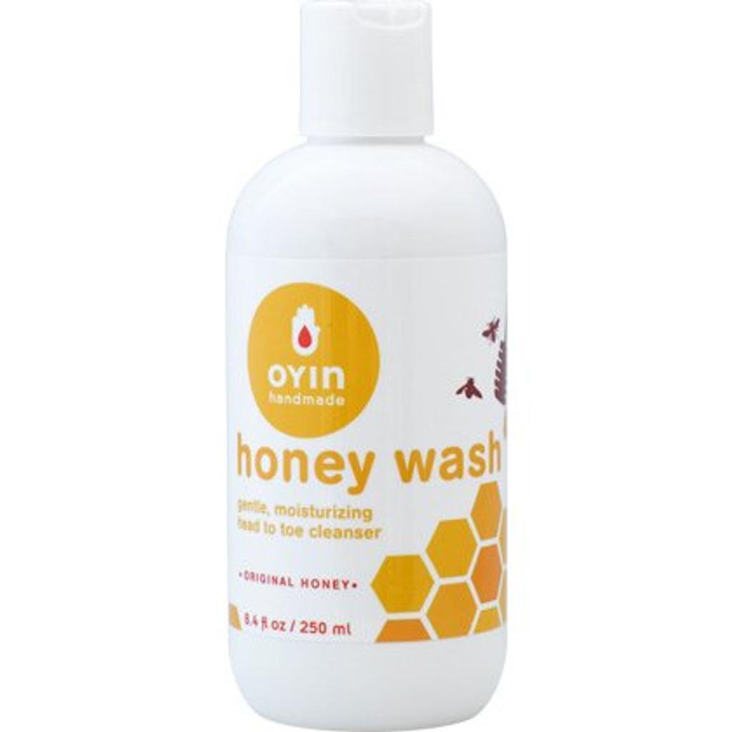 Review: Oyin Handmade HoneyWash (8.4 oz.)