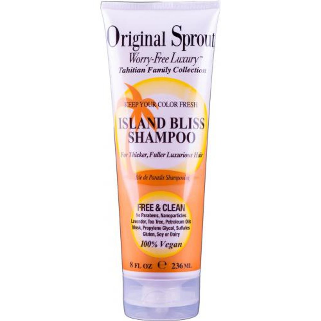 Review: Original Sprout Island Bliss Shampoo (8 oz.)