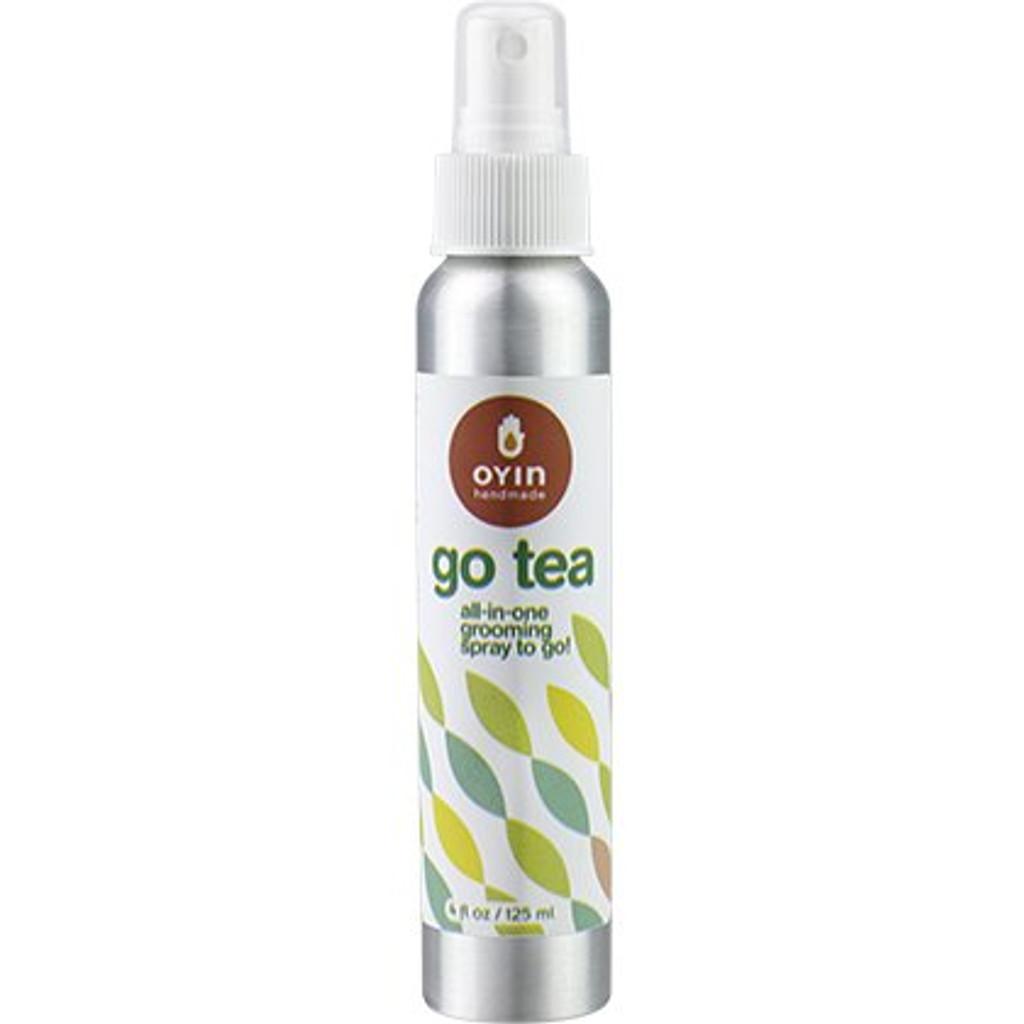 Review: Oyin Handmade Go Tea Grooming Spray (4 oz.)