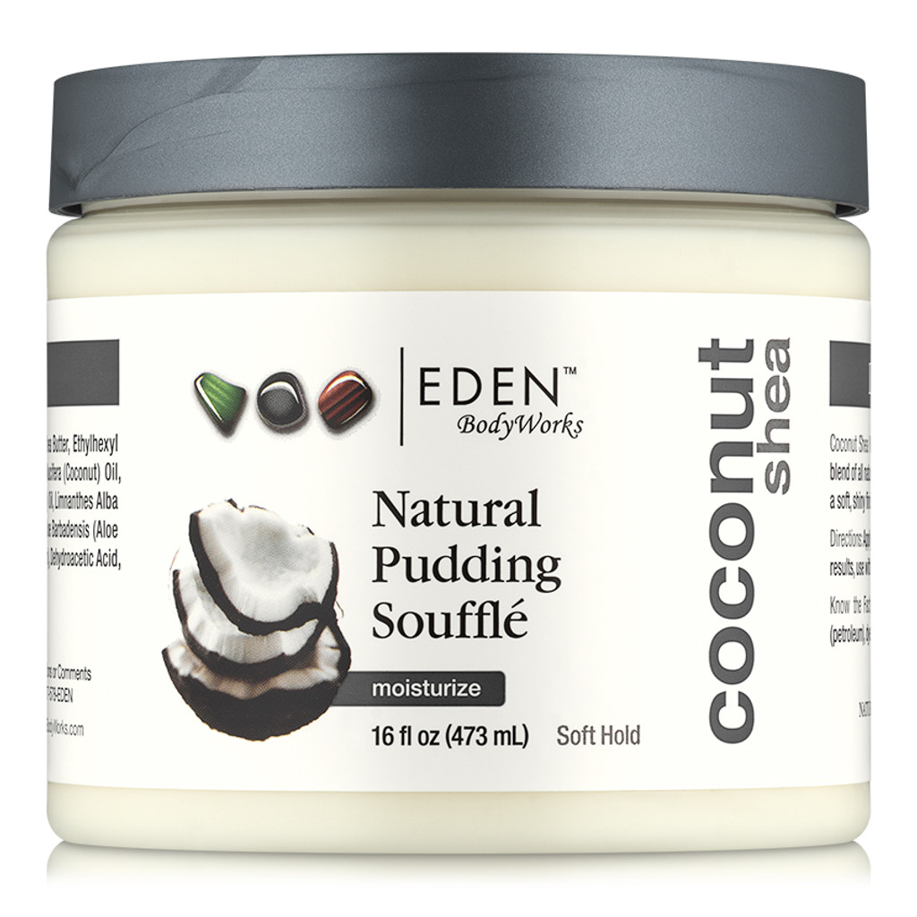 EDEN BodyWorks Coconut Shea Pudding Souffle (16 oz.)